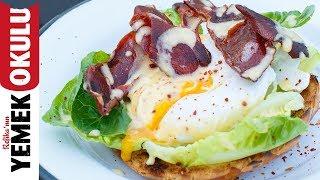 Açmalı, Hollandez Soslu, Poşe Yumurta   Kahvaltı Tarifleri