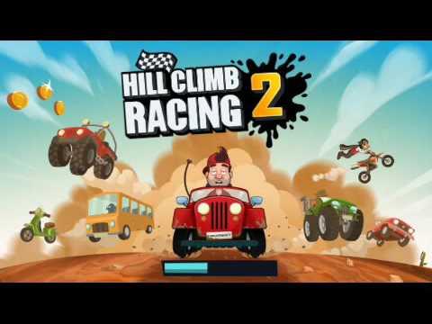 Jugando al hill climb 2