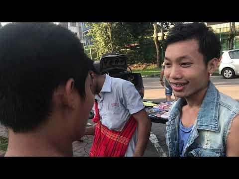 Nepal Vs Myanmar friendship Vlog