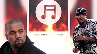 CHRIS BROWN - NEW DAY (Kanye West Donda) | 2021