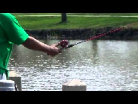 Free Fishing Clinic At Washington Park Lagoon