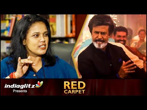 REVEALED : Kaala Climax Sequence & Song | Brinda Master Interview | Red Carpet, Rajinikanth
