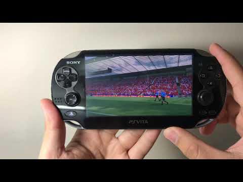Play FIFA19 On PS Vita (PSV) 1000!