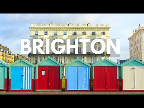 24 Hours In Brighton, England