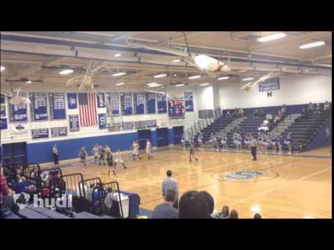 MacKenzie Tibball #12 Junior Year Highlights - Northwest Catholic High School (CT)