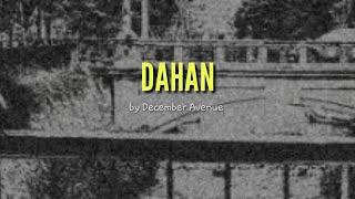 Dahan by December Avenue
