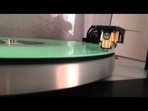 Goat World Music LP warped vinyl