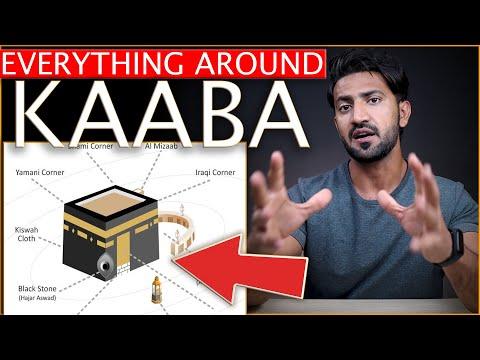 EXPLAINED EVERYTHING AROUND KAABA MAKKAH SHARIF  🕋