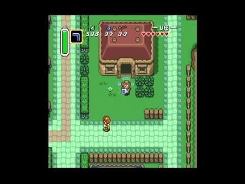 A Link to the past part 5 The Book of Mudora