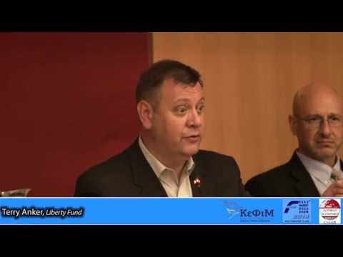 Free Market Road Show, Athens 2014 (part 4) (in English)