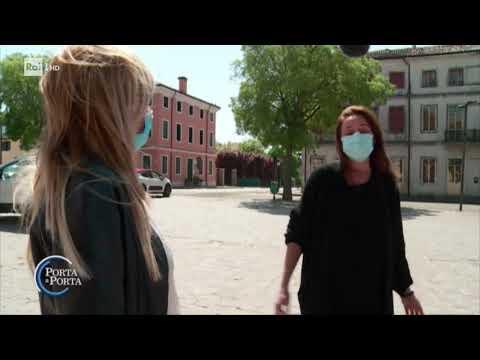 Coronavirus: il caso Vo' Euganeo – Porta a porta 22/04/2020