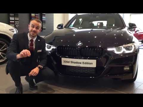 BMW 335d xDrive M Sport Shadow Edition Touring offer from Listers