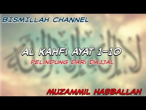 Terbarusurat Al Kahfi 1 10murottal Muzammil Hasballah