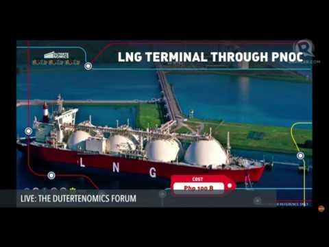 Dutertenomics Forum: Cusi talks about Energy Department plans