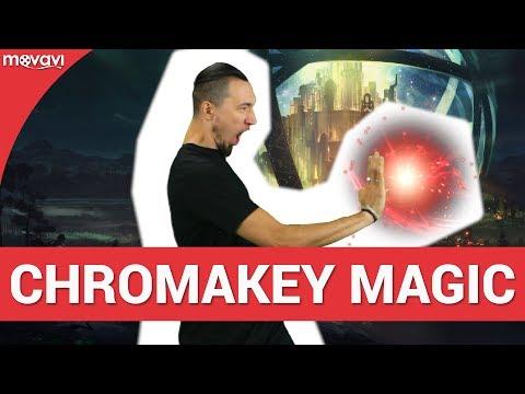 Chroma key Magic: how to make it happen