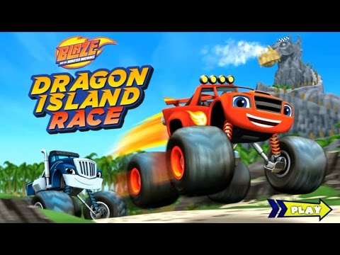 Blaze and the monster machines full episodes cartoon for Blaze cartoni