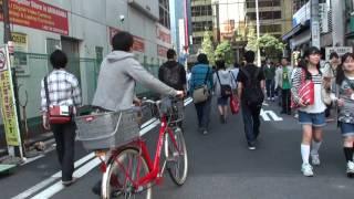 AKIHABARA, JAPAN - ELECTRIC CITY OF THE BIGGEST IN JAPAN 1080P