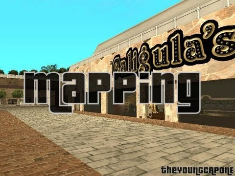 Park Auto Mall >> SAMP 0.3D Shopping mall. - YouTube