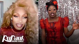 The Pit Stop S5 E8 | Bob & Jaida Essence Hall Recap The Finale | RuPaul's Drag Race All Stars