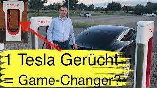Dieses Eine Gerücht Zu Tesla Ist Für Model 3 Und Alle E-Auto-Fahrer Relevant Und Ein Gamechanger