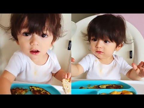 Download Sherlyn muestra lo que desayuna su hijo André