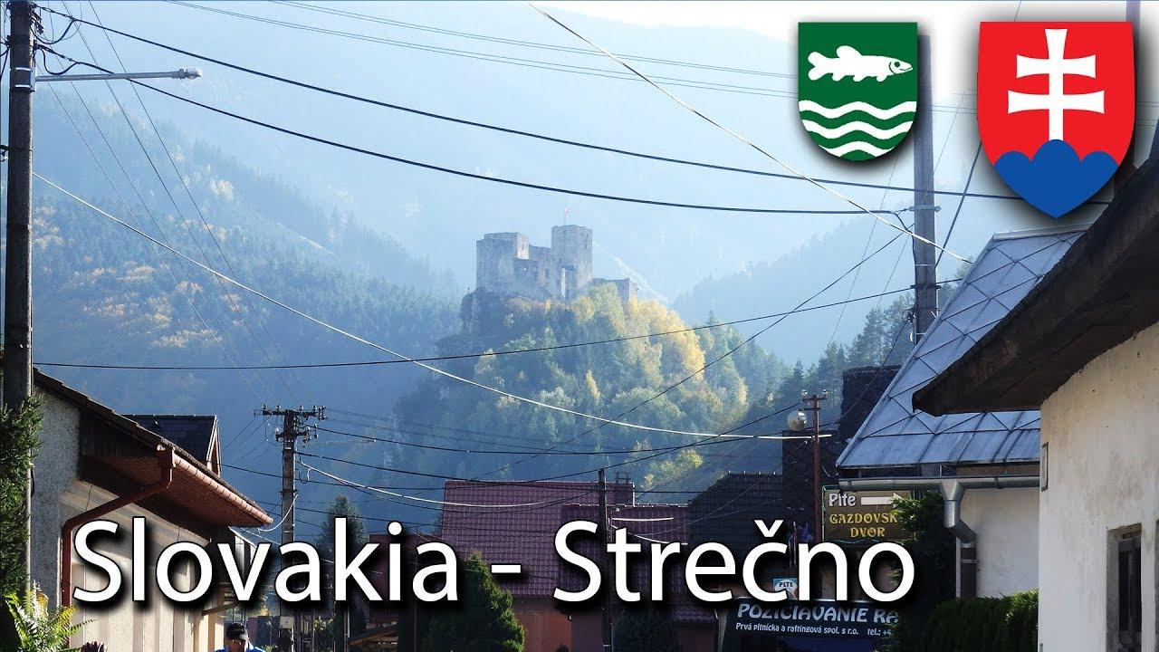 Trip * Slovakia - Strečno * - YouTube