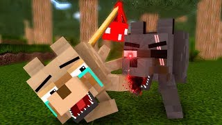 Wolf Life 8 - Craftronix Minecraft Animation