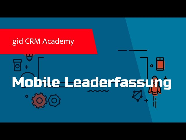 CAS genesisWorld - Mobile Apps - Mobile Leaderfassung
