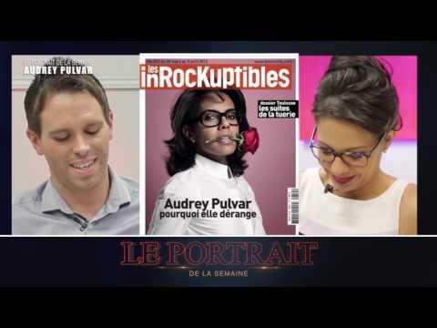 """""""Le Portrait de la Semaine""""# 7 avec Audrey Pulvar - OM5 TV"""