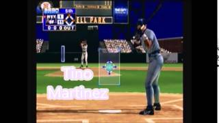 Lets Play World Series Baseball 2K1 part 2-Message received