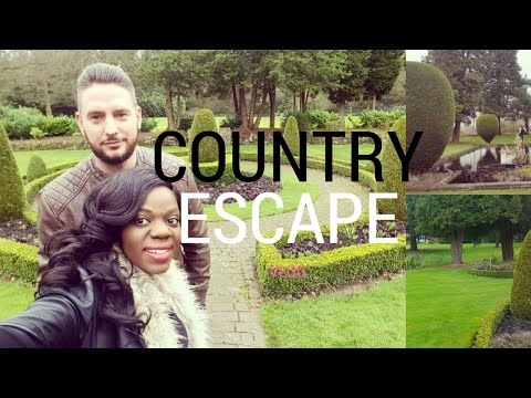 ESCAPE TO THE BRITISH COUNTRYSIDE WITH US VLOG!