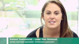 Laser Hair Removal Patient Testimonial | Cosmetic Laser Dermatology San Diego Thumbnail