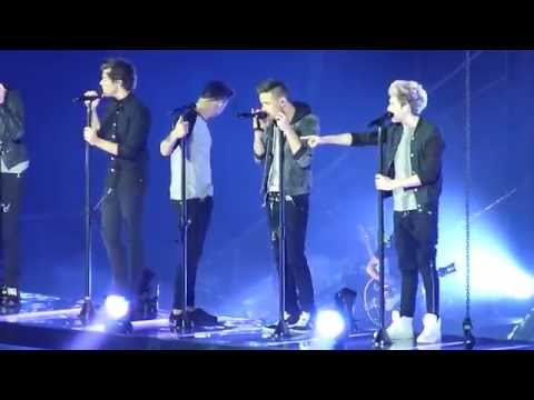 One Direction - Change My Mind LIVE - THE O2, LONDON, 5/4/2013