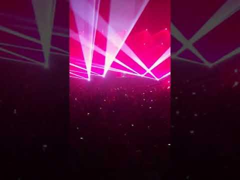 "Tiesto club life college tour 2017 Kalamazoo mi ""I'll fly with you""!"