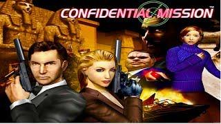 Confidential Mission 1080p 60FPS  on DreamCast