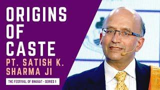 S1: Britain's Criminal Tribes Act Created Caste Divisions - Pt. Satish K. Sharma ji