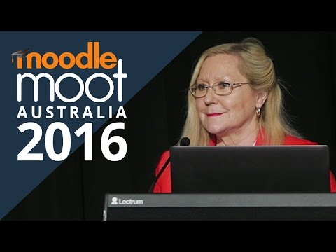 Using a Moodle template for ASQA compliance I Christine J Nicholas at MoodleMoot Australia 2016