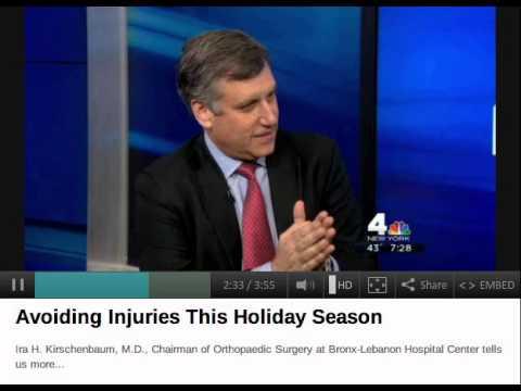 Avoiding Injuries This Holiday Season