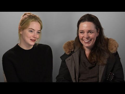 Why Emma Stone Is the Perfect 'Baddie' in The Favourite, According to Olivia Colman