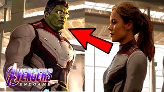 AVENGERS ENDGAME TRAILER 2! THANOS ATTACKS AVENGERS HQ REVEALED! MISDIRECTION CONFIRMED!