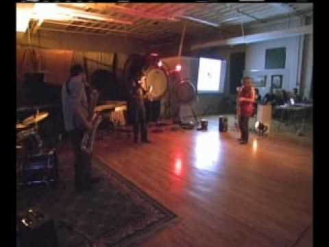 Improvised Music At The Button Factory, Kitchener Waterloo