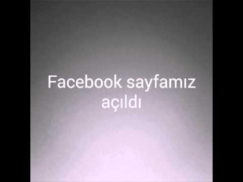 Facebook sayfamız açıldı / Özel Video