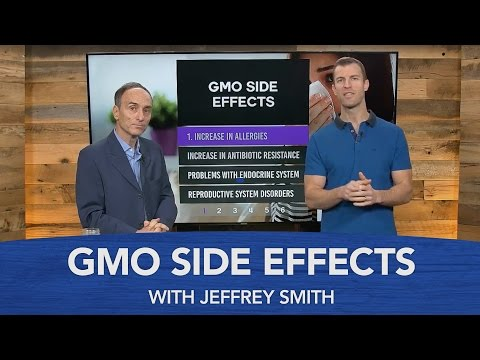 GMO Side Effects with Jeffrey Smith