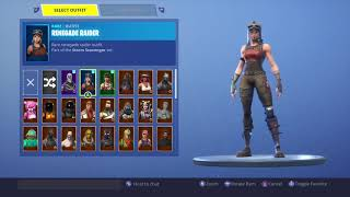 [SELL] Fortnite Renegade Raider Purple Skull Trooper Stacked Account PS4/XBOX ONE/PC
