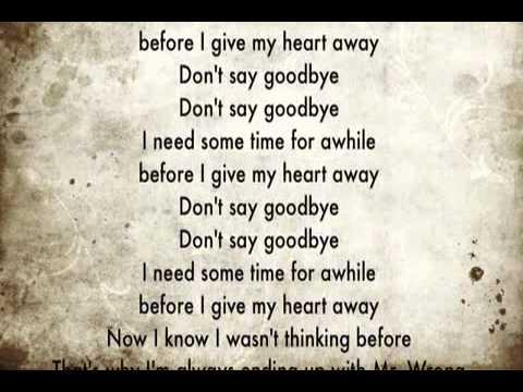 Goodbye by Juana