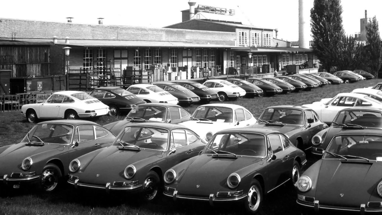 1 Millionth Porsche 911 Amp The History Of Porsche Youtube