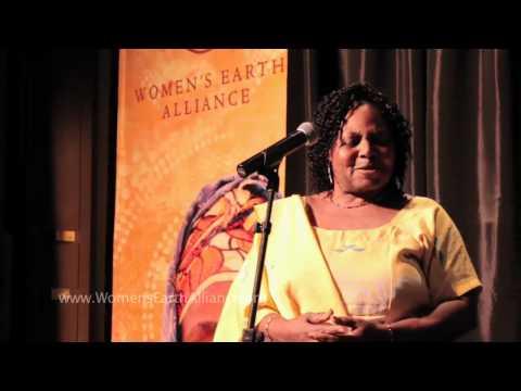 Catherine Mwengella - 2011 Gala Speech