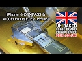 Repairing iPhone 6 Compass/ACCELEROMETER - Auto Undo Typing & Rotate Problem UK