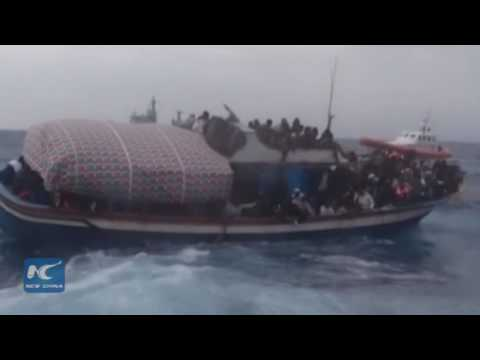 Europol: Migrant smugglers increase substantially in 2016
