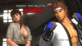 Dead Or Alive 5 Last Round Hitomi vs Ein PC Mod